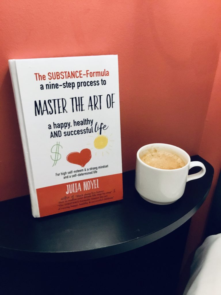 Book_The Substance-Formula Master the Art of a happy, healthy AND successful Life