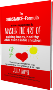 Master the art of Raising happy, healthy & successful children practical guide to build inner SUBSTANCE in your child, Self-esteem and to raise happy, healthy & successful children