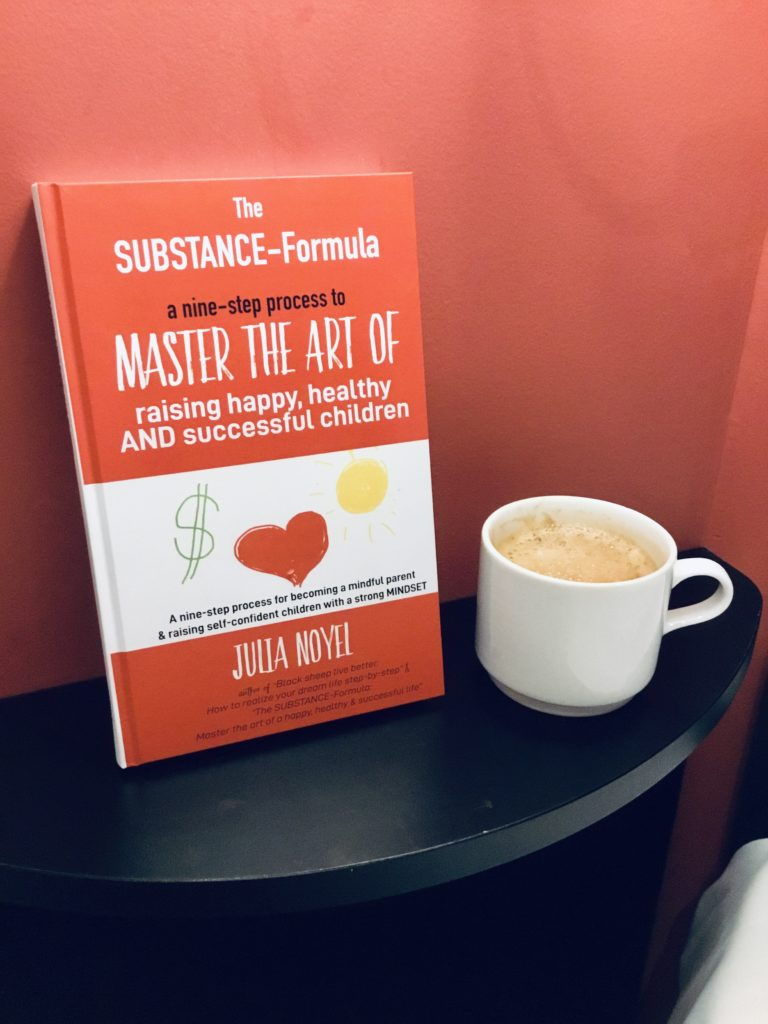 The SUBSTANCE-Formula- Master the art of raising happy, healthy & successful children (English Edition)