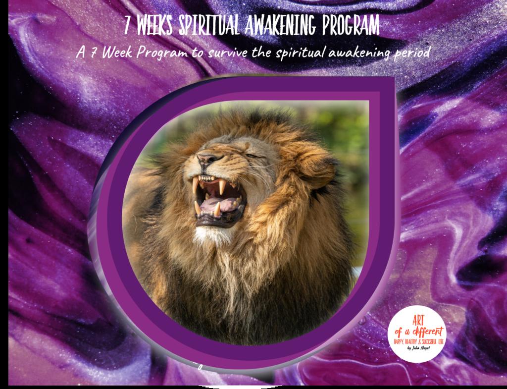 7 weeks spiritual awakening program
