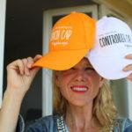 Replace controller cap by Coach cap by JUlia Noyel